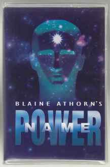 Image for Blaine Athorn's Name Power CASSETTE & WORKBOOK