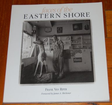 Image for Faces of The Eastern Shore  SIGNED