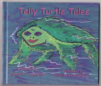 Image for Telly Turtle Tales  SIGNED