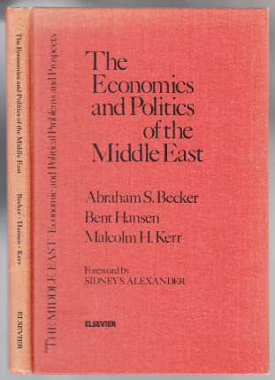 Image for The Economics and Politics of The Middle East