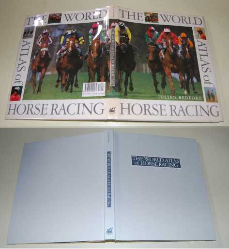 Image for The World Atlas of Horse Racing