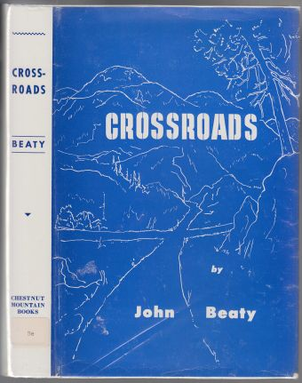 Image for Crossroads   A Novel of the Twentieth Century South  SIGNED