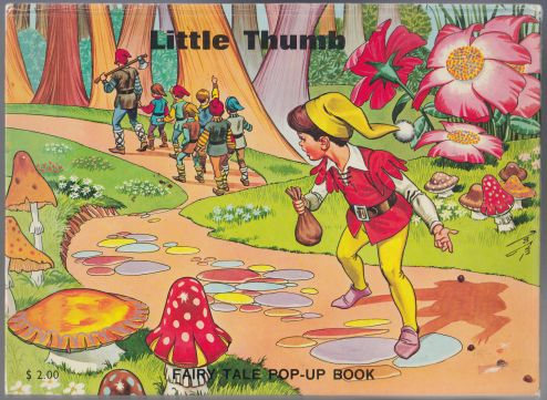 Image for Little Thumb  Fairy Tale Pop-up Book