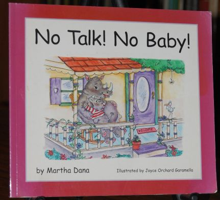 Image for No Talk! No Baby!  SIGNED