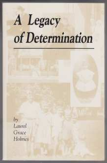 Image for A Legacy of Determination