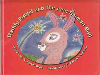 Image for Daddy Rabbit and the June-German Ball  SIGNED