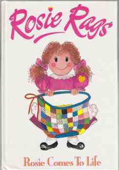 Image for Rosie Rags. Rosie Comes to Life