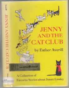 Image for Jenny and the Cat Club
