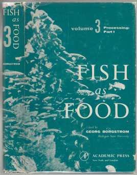 Image for Fish As Food Volume 3 Processing Part 1