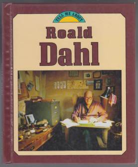 Image for Tell Me About Roald Dahl