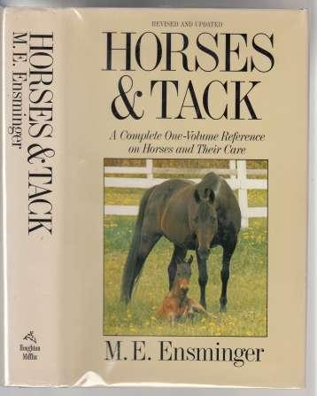 Image for Horses & Tack A Complete One-Volume Reference on Horses and Their Care