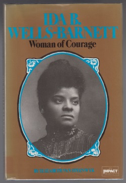 Image for Ida B. Wells-Barnett Woman of Courage