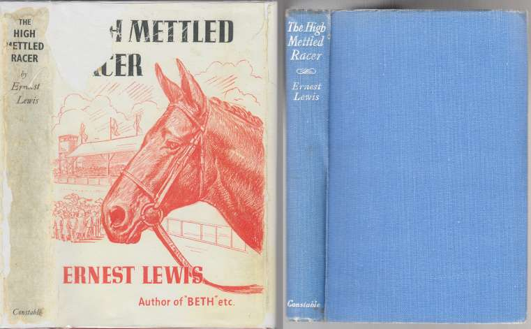 "Image for The High Mettled Racer  Being the Story of ""Revenge"" Racehorse and Hunter"