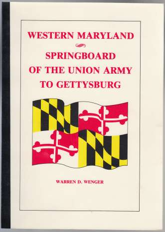 Image for Western Maryland - Springboard of the Union Army to Gettysburg  DOUBLE SIGNED