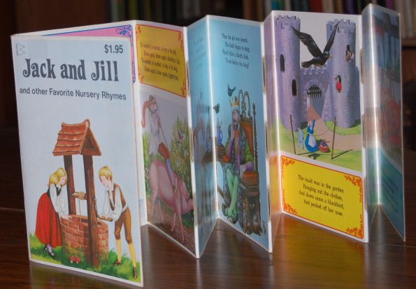Image for Jack and Jill and Other Favorite Nursery Rhymes