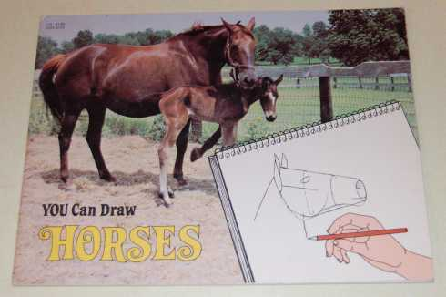Image for You Can Draw Horses
