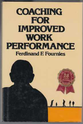 Image for Coaching for Improved Work Performance  SIGNED