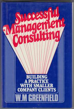 Image for Successful Management Consulting