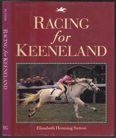 Image for Racing For Keeneland  SIGNED