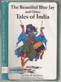 Image for The Beautiful Blue Jay and Other Tales of India