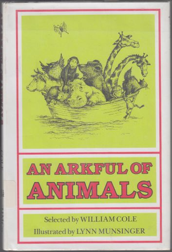 Image for An Arkful of Animals