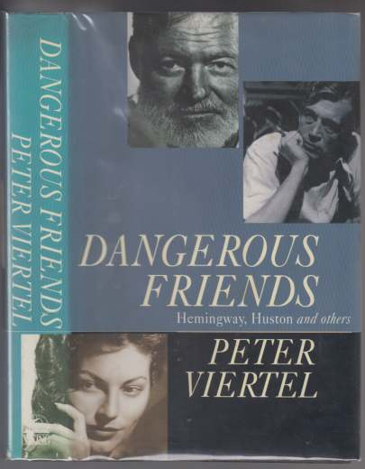 Image for Dangerous Friends