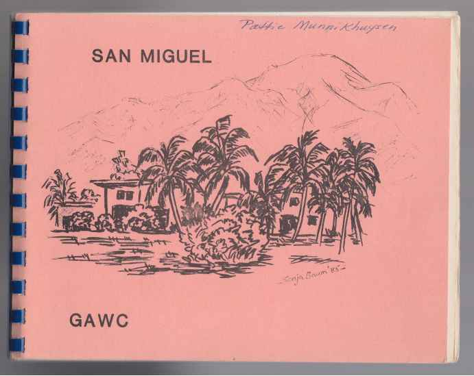 Image for San Miguel GWAC Regional Cookbook