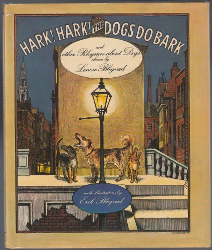 Image for Hark! Hark! The Dogs Do Bark and Other Rhymes About Dogs