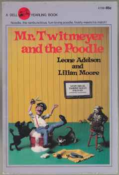 Image for Mr. Twitmeyer and the Poodle