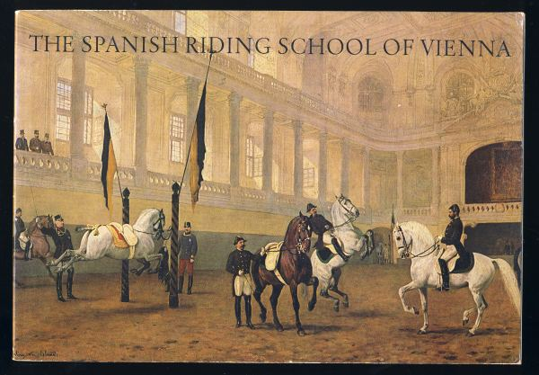 Image for The Spanish Riding School of Vienna