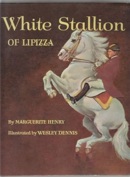 Image for White Stallion of Lipizza