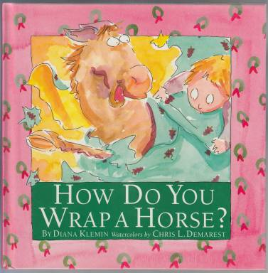 Image for How Do You Wrap a Horse?
