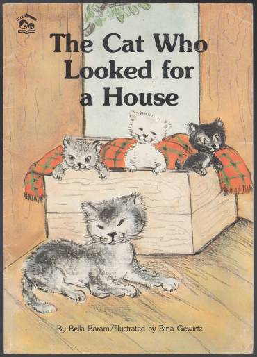 Image for The Cat Who Looked For a House