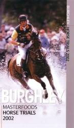 Image for Burghley Horse Trials 2002 Presented By Masterfoods VHS Tape