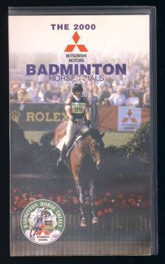 Image for Badminton Horse Trials 2000 Sponsored By Mitsubishi Motors VHS Tape