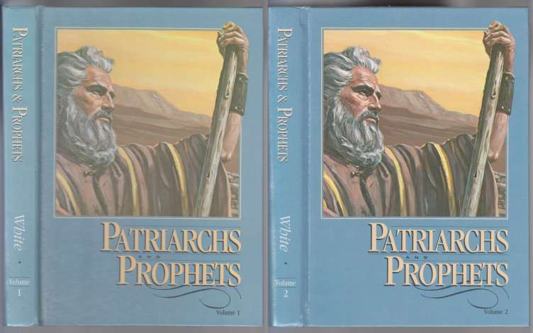 Image for The Story of Patriarchs and Prophets, Volume 1 & 2
