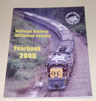 Image for National Railway Historical Society Yearbook 2006