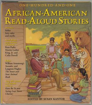 Image for One Hundred and One African-American Read-Aloud Stories