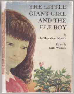Image for The Little Giant Girl and the Elf Boy
