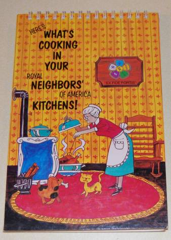 Image for Here's What's Cooking in Your Royal Neighbors of America Kitchens