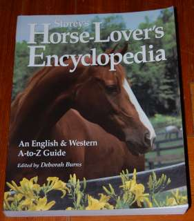 Image for Storey's Horse-Lover's Encyclopedia - An English & Western A-to-Z Guide
