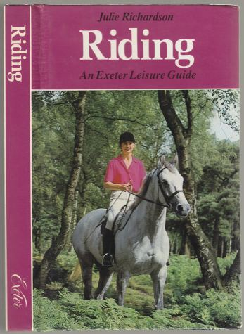 Image for Riding  An Exeter Leisure Guide