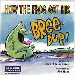 Image for How The Frog Got His Bree-Dup  SIGNED