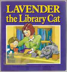 Image for Lavendar the Library Cat
