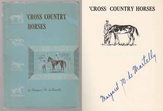 Image for Cross Country Horses  SIGNED
