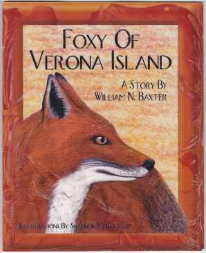 Image for Foxy of Verona Island  SIGNED