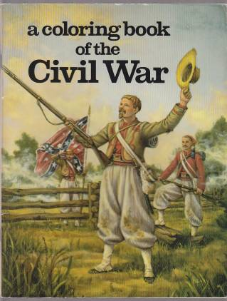 Image for A Coloring Book of the Civil War