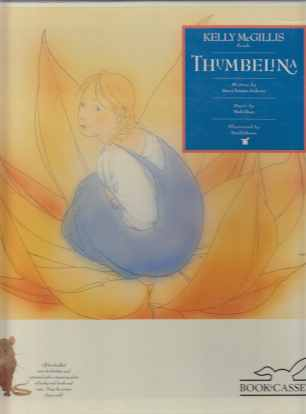 Image for Thumbelina  Book & Cassette in Glossy Slipcase
