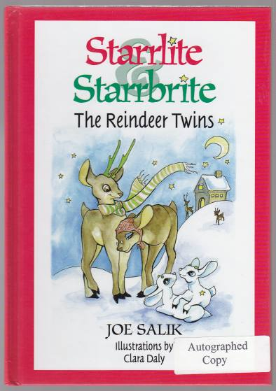 Image for Starrlite Starrbrite The Reindeer Twins  SIGNED