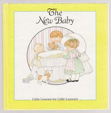 Image for The New Baby  Little Lessons for Little Learners